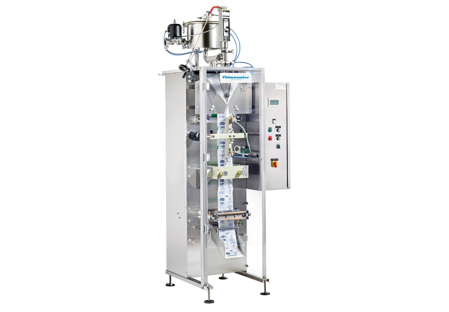 vertical form fill seal machine for pillow pouch