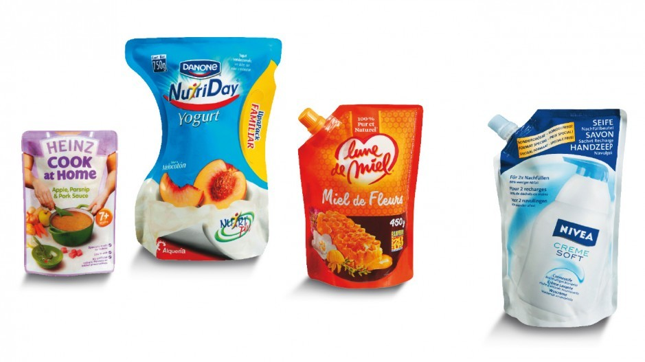 Thd900 Food Agro Food Doypack 174