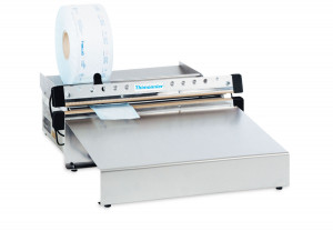 Impulse sealing machines for medical pouch