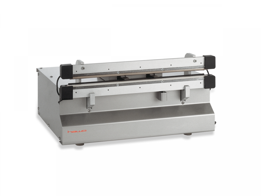 NOZZLE STYLE IMPULSE VACUUM SEALERS FOR INDUSTRIAL, PHARMACEUTICAL AND MEDICAL PACKAGING.